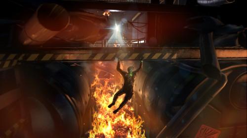 Tom Clancy's Splinter Cell: Blacklist Screenshot