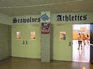 Scholars' Academy gym, athletics