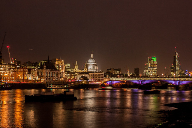 London Lights (Explored...)