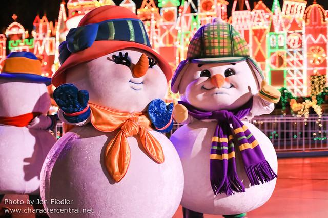 Disneyland Dec 2012 - A Christmas Fantasy Parade
