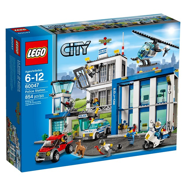 LEGO City 60047 - Police Station