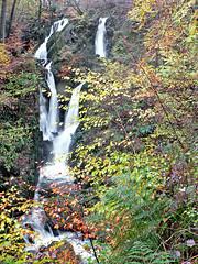 Stockghyll Waterfall (upper), Ambleside