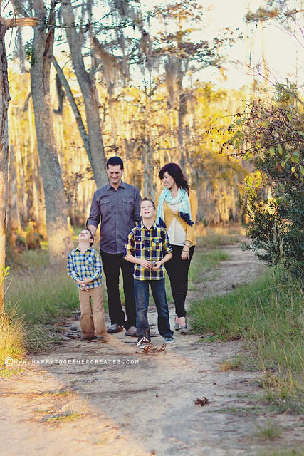 M Family Session