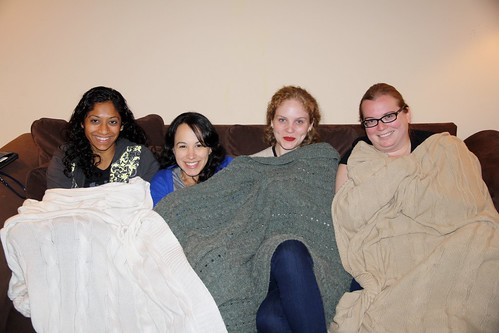 Girls Night In- Nov. 2013
