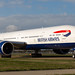 British Airways Boeing 777-300/ER G-STBH by LHR Local