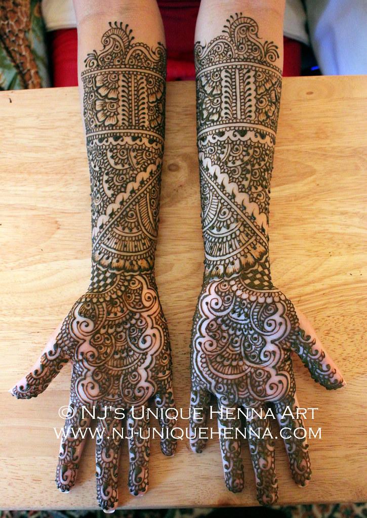 Nj S Unique Henna Art S Most Interesting Flickr Photos