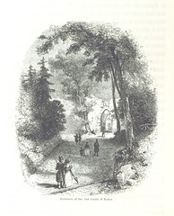 """British Library digitised image from page 48 of """"A Summer at Baden-Baden ... illustrated by T. Johannot, E. Lamy, etc"""""""