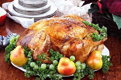 Delicious Turkey Dinner