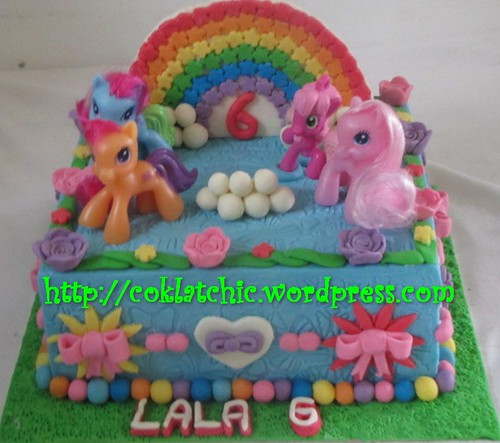 My Little Pony Jual Kue Ulang Tahun Page 2