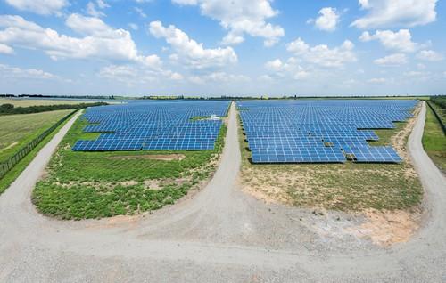 Voznesensk Solar Park