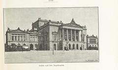"""British Library digitised image from page 297 of """"Leipzig und seine Bauten. Herausgegeben von der Vereinigung ... Mit 372 Ansichten, etc"""""""