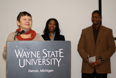 WSU, UHS Partnership Reception and Program