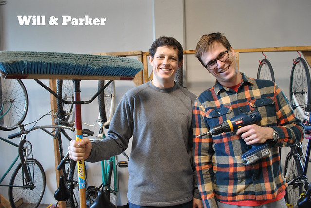 BYOBR Parker & Will