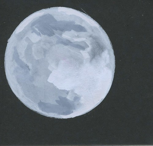 december moon by Bricoleur's Daughter