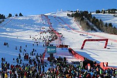 SP 2013/14: slalom žen v Courchevelu - když dvě dělají totéž...