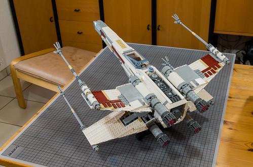 Lego X,Wing (10240)