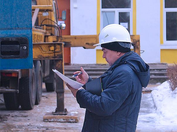 Внешние работы, Савосин Сергей Алексеевич