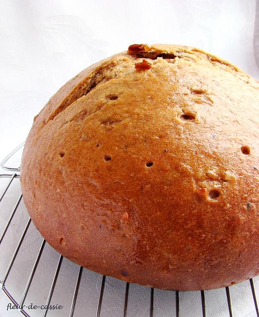 хлеб рождественский финский 1
