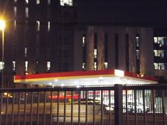 Esso garage - Corporation Street (near Aston University)