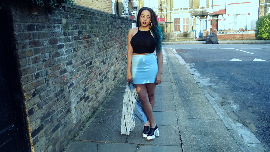 missguided pvs skirt