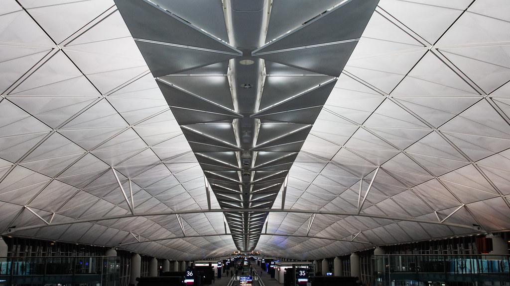 hong kong airport photo
