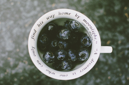 Hendricks Gin Tea Cup