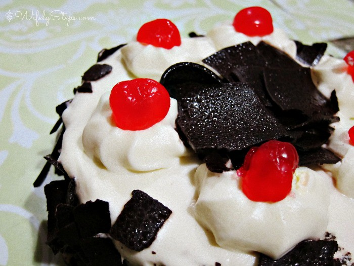 Red Ribbon Black Forest Cake A Trip Down Memory Lane