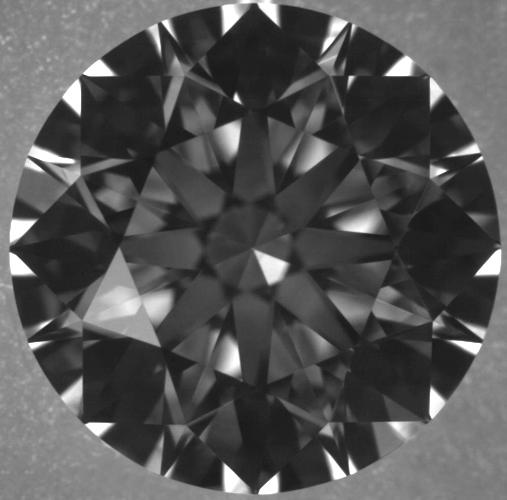 D color Flawless Hearts & Arrows Diamond