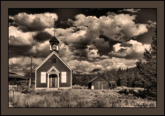 Historic School Colorado