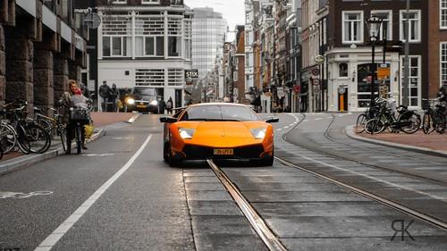 Lamborghini rentals Rome