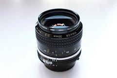 Nikon AI 35mm /F2