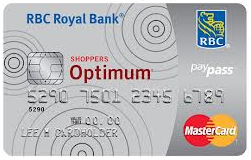 RBC Shoppers Optimum Mastercard