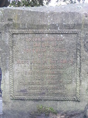 Photo of Stone plaque number 30568
