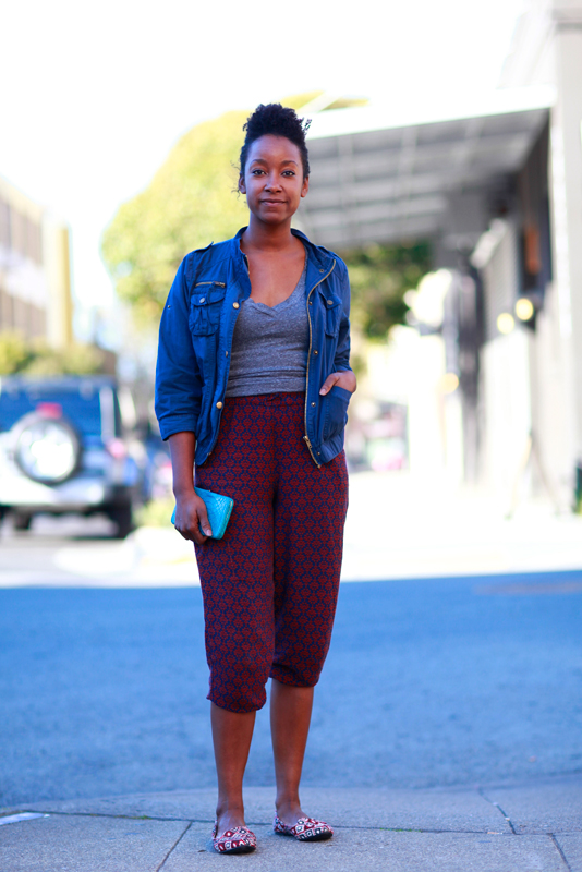 crystal_20 street style, street fashion, San Francisco, women, 20th Street, Quick Shots