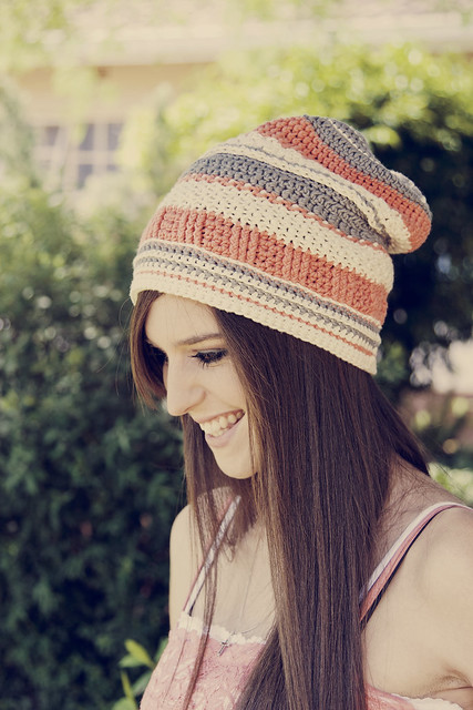 Reversible Slouch Beanie