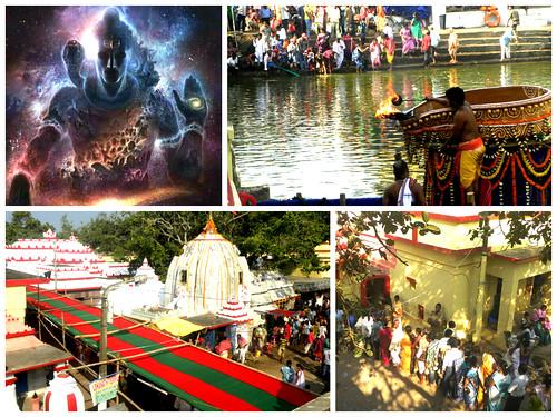 Shiva Ratri Jagar At Shri Lokanath Temple Puri