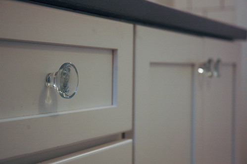 cabinets and pulls