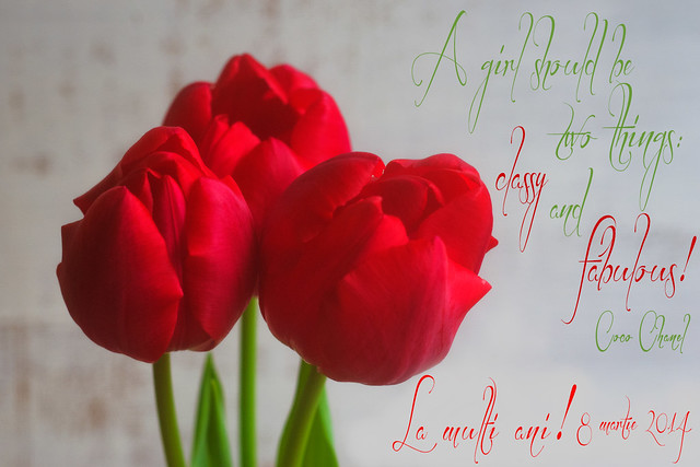 La multi ani de 8 martie! (8)