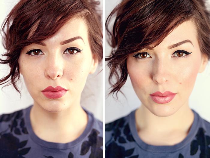 makeup monday flawless skin with temptu keiko lynn