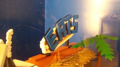 Fashion Valley LEGO Store Showcase