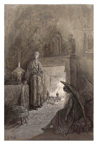 003-The Raven… Illustrated by Gustave Doré-1883-BNF-Gallica
