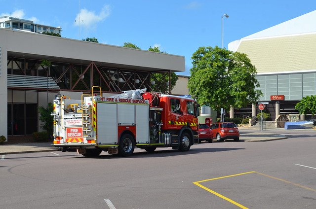 Darwin Fireengine by eGuide Travel
