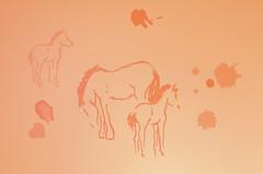 Cotico-remontti & Salotto: seinämaalaus