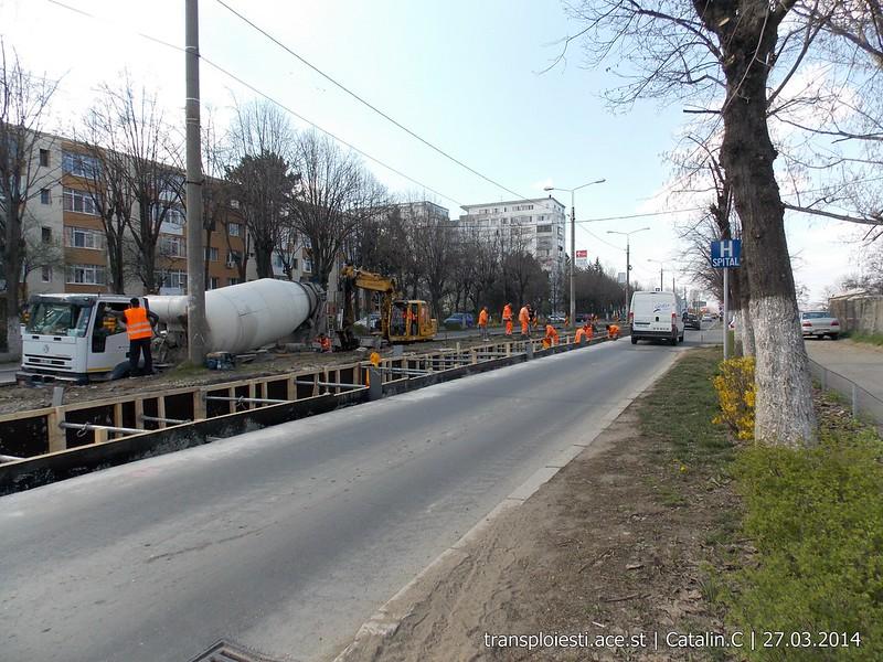 Traseul 102, etapa I: Bucla Nord ( Sp. Județean ) - Intersecție Republicii - Pagina 2 13506475713_0249a414d9_c