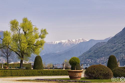 Villa Olmo, Lake Como