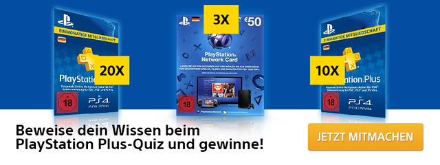 PS Plus Quiz CTA