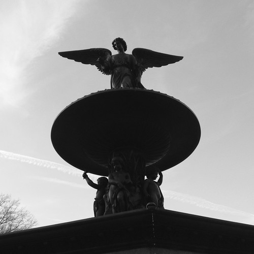 Angel Of The Waters by DJ Lanphier