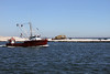 Dredge Murden in Barnegat Inlet by USACE Philadelphia District & Marine Design Center