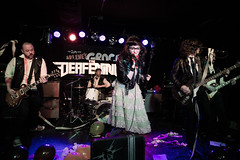 THE DEAFENING @ ARLENE'S GROCERY