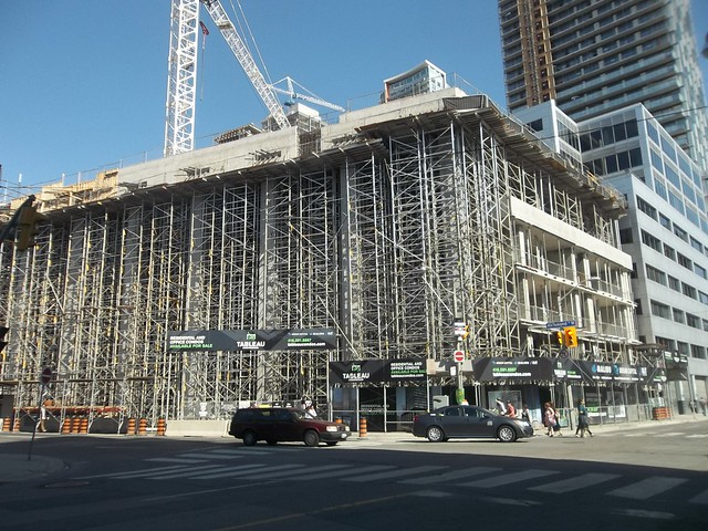 Tableau Condos under construction, 117 Peter Street (3)